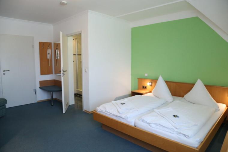 Zu Müllers, Langenmosen - Doppelzimmer