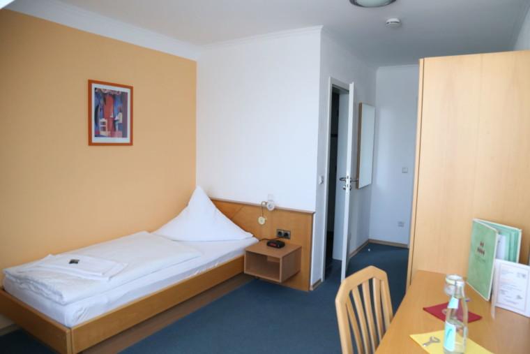 Zu Müllers, Langenmosen - Einzelzimmer