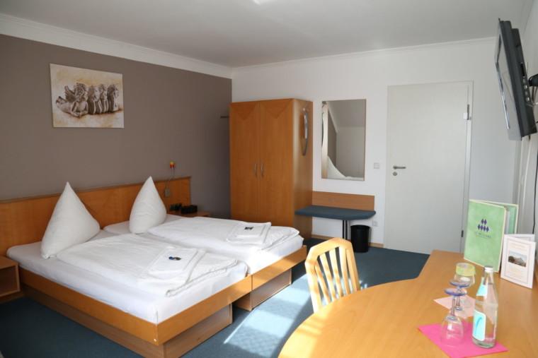 Zu Müllers, Langenmosen - Hotelzimmer