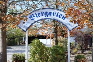 Zu Müllers, Langenmosen - Biergarten