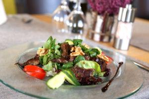 Zu Müllers, Langenmosen - Salat