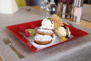 Zu Müllers, Langenmosen - Dessert